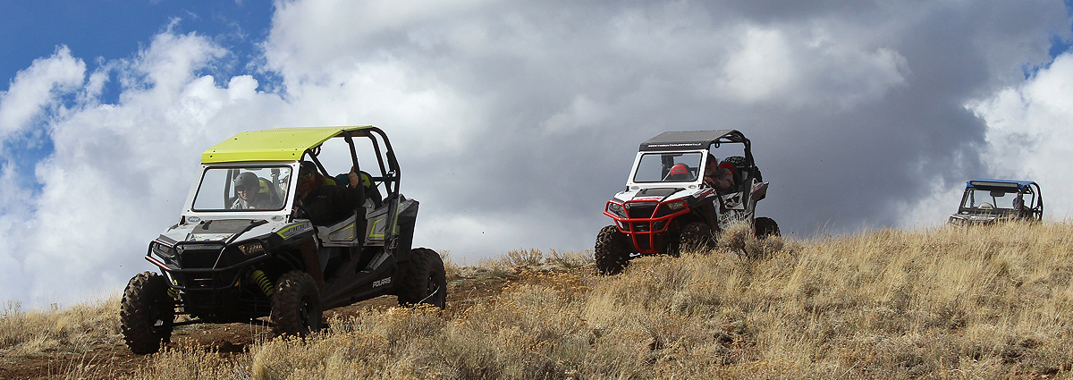 UTV and Clouds