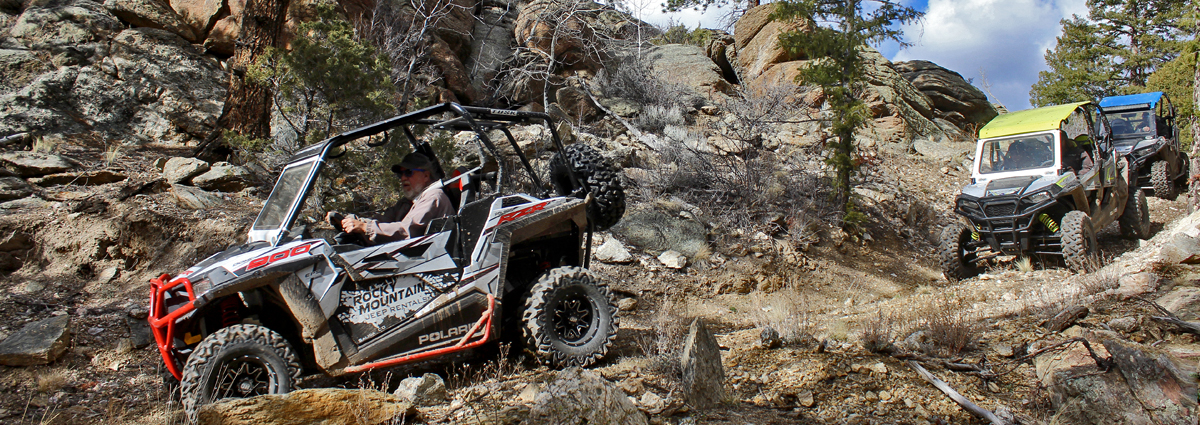 UTVs on the Trail
